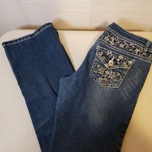 Arizona Jean Co. Skinny Blue Jean
